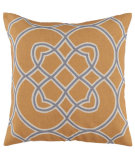 RugStudio presents Surya Pillows FF-006 Gold