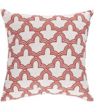 RugStudio presents Surya Pillows FF-011 Rust/Coral
