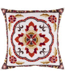 RugStudio presents Surya Pillows FF-025 Multi