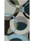 RugStudio presents Surya Forum Fm-7157 Dove Gray Hand-Tufted, Best Quality Area Rug