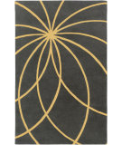 RugStudio presents Rugstudio Sample Sale 73200R Iron Ore Hand-Tufted, Best Quality Area Rug