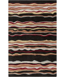 RugStudio presents Surya Forum FM-7191 Neutral / Green / Red / Blue Area Rug