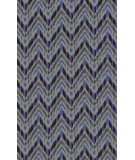 RugStudio presents Surya Front Porch FRP-1002 Neutral / Violet (purple) Area Rug