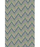 RugStudio presents Surya Front Porch FRP-1003 Lime Woven Area Rug