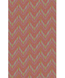 RugStudio presents Surya Front Porch FRP-1004 Neutral / Green / Pink Area Rug