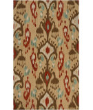 RugStudio presents Rugstudio Sample Sale 61466R Desert Sand Woven Area Rug