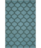 RugStudio presents Rugstudio Sample Sale 61475R Sea Blue Woven Area Rug