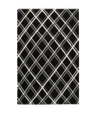 RugStudio presents Surya Frontier FT-130 Coal Black Woven Area Rug