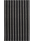 RugStudio presents Rugstudio Sample Sale 65595R Coal Black Woven Area Rug