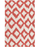 RugStudio presents Surya Frontier Ft-173 Poppy Red Woven Area Rug