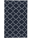 RugStudio presents Rugstudio Sample Sale 73236R Dark Blue Woven Area Rug