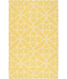 RugStudio presents Surya Frontier Ft-232 Sunshine Yellow Woven Area Rug