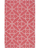 RugStudio presents Surya Frontier Ft-236 Honeysuckle Pink Woven Area Rug