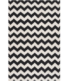 RugStudio presents Rugstudio Sample Sale 73244R Jet Black Woven Area Rug