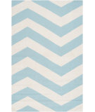 RugStudio presents Rugstudio Sample Sale 73249R Aqua Woven Area Rug