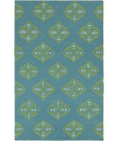 RugStudio presents Surya Frontier FT-371 Turquoise Woven Area Rug
