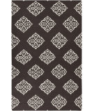 RugStudio presents Surya Frontier FT-375 Jet Black Woven Area Rug