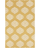 RugStudio presents Rugstudio Sample Sale 88340R Old Gold Woven Area Rug