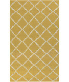 RugStudio presents Rugstudio Sample Sale 88362R Gold Woven Area Rug