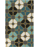 RugStudio presents Surya Frontier FT-459 Turquoise Woven Area Rug