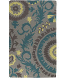 RugStudio presents Surya Frontier FT-472 Dove Gray Woven Area Rug