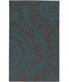 RugStudio presents Surya Frontier FT-473 Turquoise Woven Area Rug