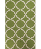 RugStudio presents Rugstudio Sample Sale 88407R Palm Green Woven Area Rug