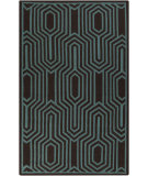 RugStudio presents Surya Frontier FT-504 Espresso Woven Area Rug