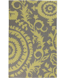 RugStudio presents Rugstudio Sample Sale 88421R Dove Gray Woven Area Rug