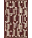 RugStudio presents Surya Frontier FT-530 Maroon Woven Area Rug