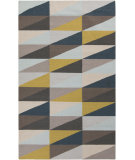 RugStudio presents Surya Frontier FT-547 Neutral / Green / Violet (purple) / Yellow / Blue Area Rug