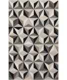 RugStudio presents Surya Frontier FT-548 Black / Light Gray Woven Area Rug