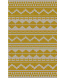 RugStudio presents Surya Frontier FT-550 Gold Flat-Woven Area Rug