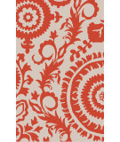 RugStudio presents Surya Frontier FT-555 Neutral / Red Area Rug