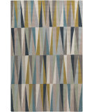 RugStudio presents Surya Frontier FT-570 Neutral / Green / Yellow / Blue Area Rug
