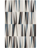RugStudio presents Surya Frontier FT-579 Neutral / Green / Blue Woven Area Rug