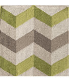 RugStudio presents Surya Frontier Ft-607 Beige / Lime Woven Area Rug