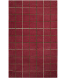 RugStudio presents Surya Goa G-5067 Maroon Hand-Tufted, Good Quality Area Rug