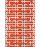 RugStudio presents Surya Goa G-5072 Poppy Red Hand-Tufted, Good Quality Area Rug