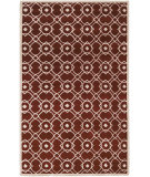 RugStudio presents Surya Goa G-5105 Red Clay Hand-Tufted, Good Quality Area Rug