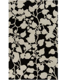 RugStudio presents Surya Goa G-5119 Coal Black Hand-Tufted, Good Quality Area Rug