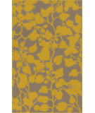RugStudio presents Surya Goa G-5120 Sunshine Yellow Hand-Tufted, Good Quality Area Rug