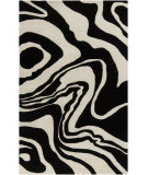 RugStudio presents Surya Goa G-5124 Coal Black Hand-Tufted, Good Quality Area Rug