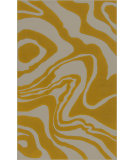 RugStudio presents Surya Goa G-5127 Golden Yellow Hand-Tufted, Good Quality Area Rug