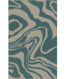 RugStudio presents Surya Goa G-5128 Sea Blue Hand-Tufted, Good Quality Area Rug