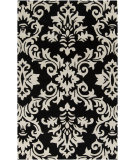 RugStudio presents Surya Goa G-5129 Coal Black Hand-Tufted, Good Quality Area Rug