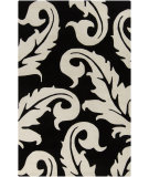 RugStudio presents Surya Goa G-5133 Jet Black Hand-Tufted, Good Quality Area Rug