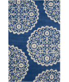RugStudio presents Surya Goa G-5138 Neutral / Blue Area Rug