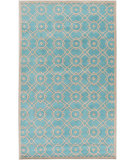 RugStudio presents Surya Goa G-5148 Aqua Hand-Tufted, Good Quality Area Rug