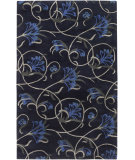 RugStudio presents Surya Goa G-5151 Charcoal Hand-Tufted, Good Quality Area Rug